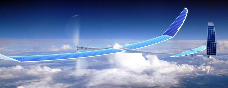 drones facebook Ascenta