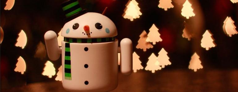 Divertidos juegos de Navidad para dispositivos Android