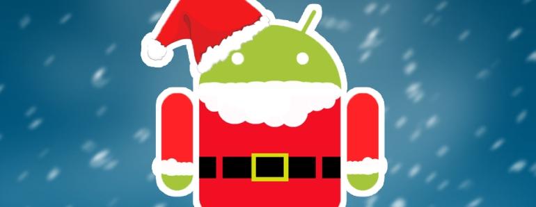 Navidad Android aplicaciones fotos felicitaciones villancicos