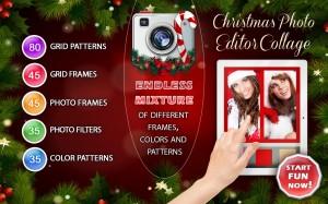 Navidad Editor de Fotos