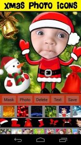 Navidad Photo Icons