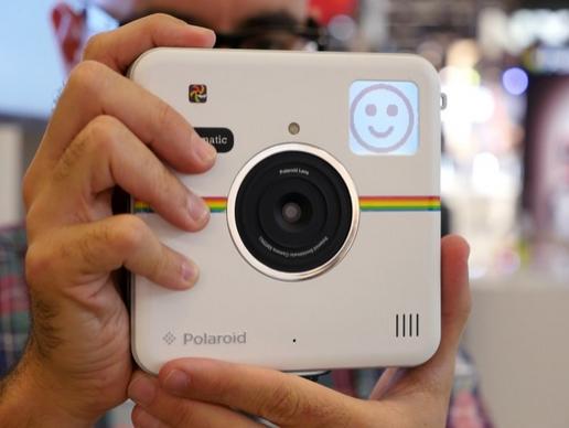Polaroid Socialmatic cámara digital