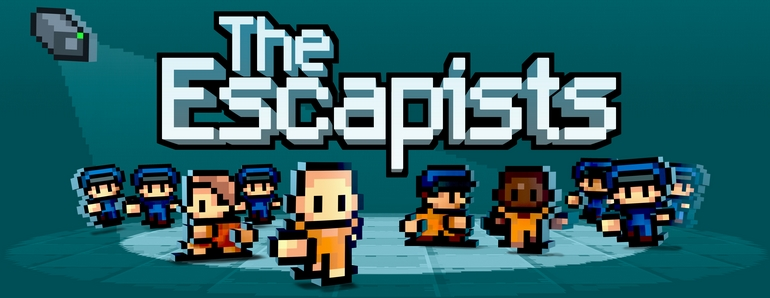 The Escapists indie game para escapar de la prisión