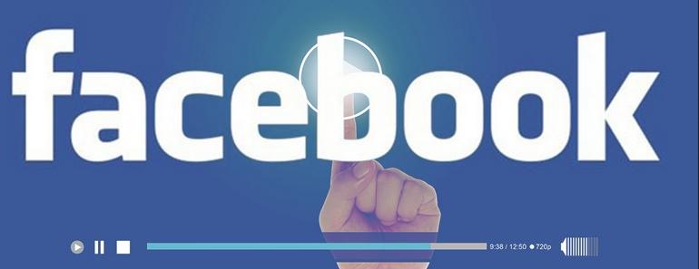 Facebook a la vanguardia compartiendo videos
