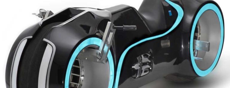 moto tron legacy venta