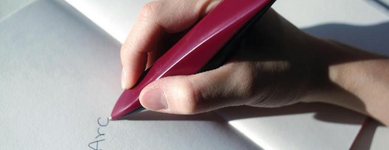 Arc Pen bolígrafo para los que tienen Parkinson