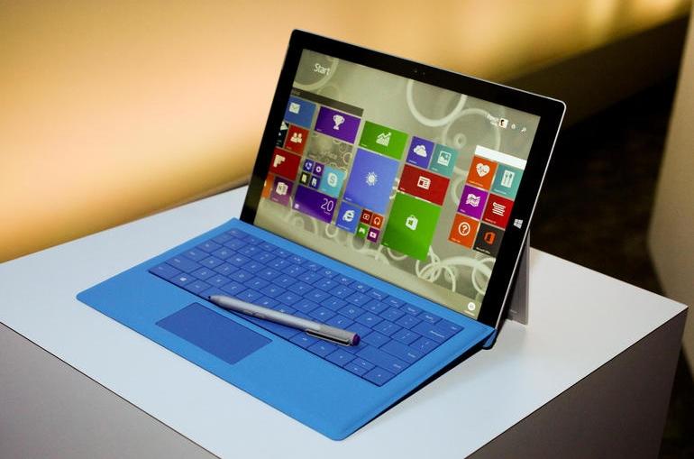 Microsoft Surface 3 ligero y funcional 2