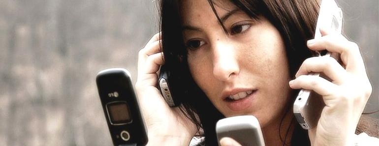 Mirar por mucho tiempo la pantalla del Smartphone