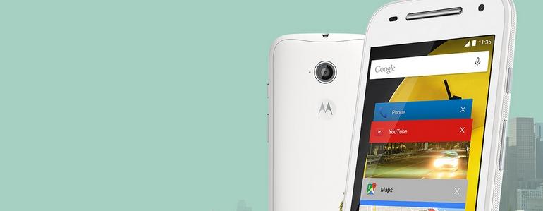 Moto E LTE 201 características