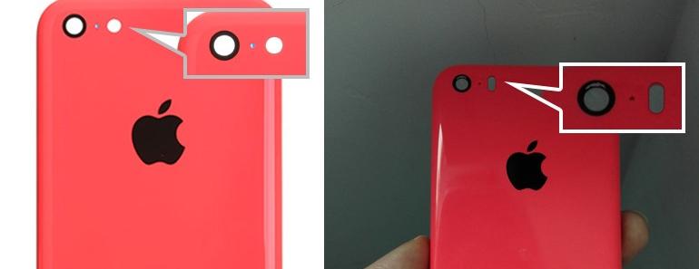 Supuestas imágenes del IPhone 6C