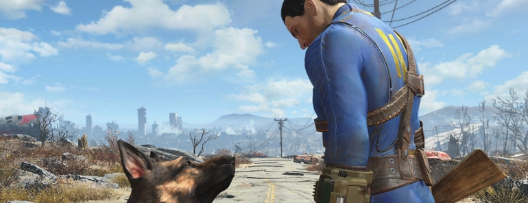 Fallout 4 presentación de Bethesda en la E3 2015
