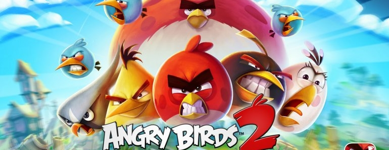 Angry Birds 2 más grande que nunca disponible para Android e iOS