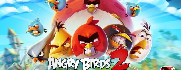 Angry Birds 2 más grande que nunca disponible para Android e iOS