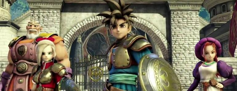 Dragon Quest Heroes el nuevo juego hack and slash
