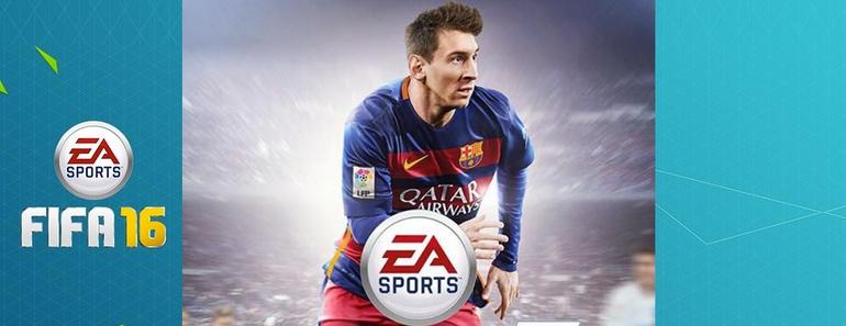 FIFA 16 Lionel Messi ya es parte de la portada oficial