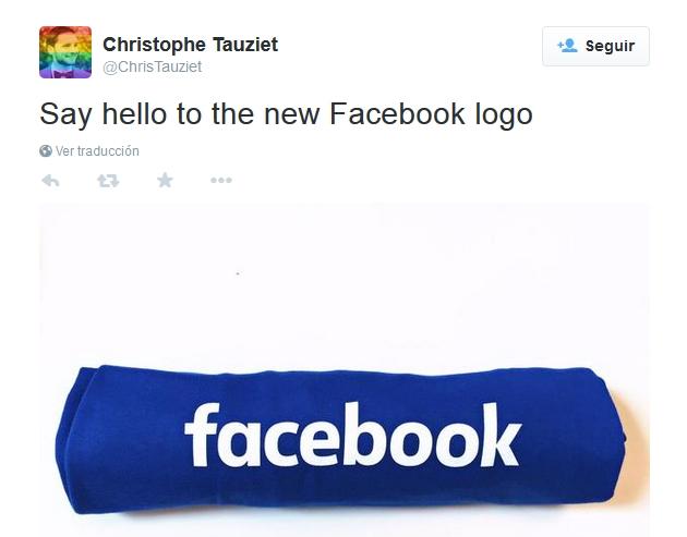 Facebook presenta su nuevo logotipo
