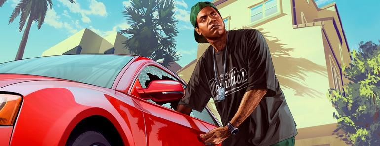GTA V, viajar en coche una terapia anti estrés con Grand Theft Auto V
