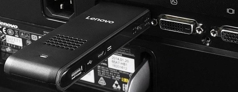 Ideacentre Stick 300 características de la mini PC de bolsillo de Lenovo