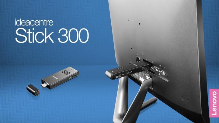 Ideacentre Stick 300 la mini PC de bolsillo de Lenovo
