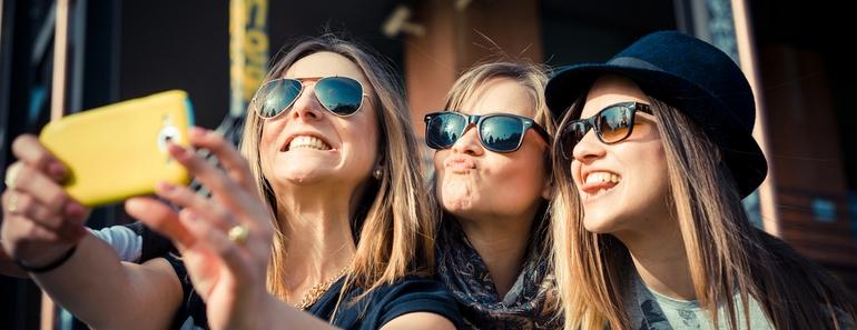 Las fotos selfie pueden revelar tu personalidad