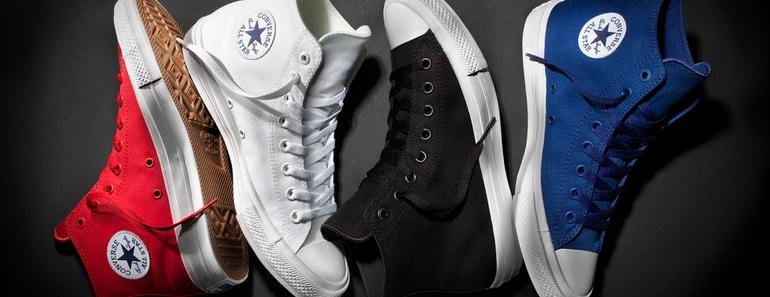 Nuevas zapatillas Converse rediseño con tecnología Nike