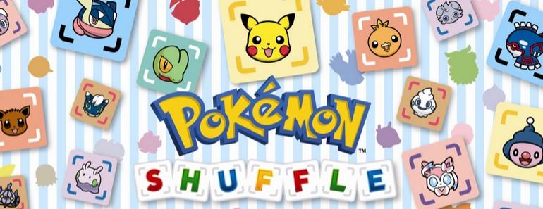 Pokemon Shuffle de Nintendo saldrá para Android e iOS