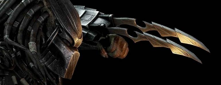 Predator y nuevos fatalities para Mortal Kombat X