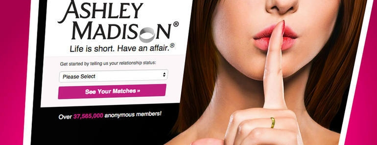 Filtran datos mapa interactivo de usuarios adúlteros de la web Ashley Madison