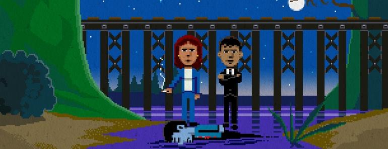 Gamescom 2015 Thimbleweed Park aventuras con estilo Maniac Mansion