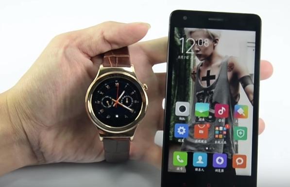 Llega el Watch S3, el smartwatch chino de 60 dólares 3