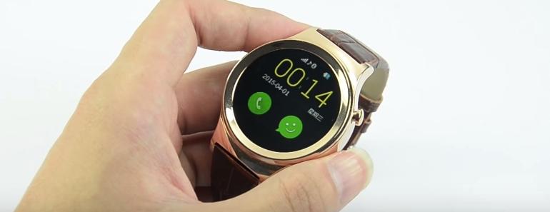 Llega el Watch S3, el smartwatch chino de 60 dólares
