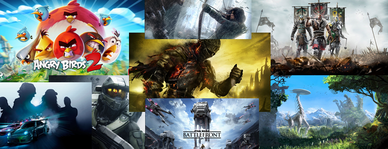 mejores wallpapers de videojuegos e3 gamescom 2015